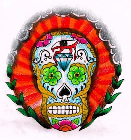 Dibujo a colores en Lapiz