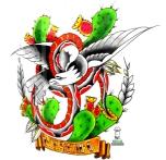 Mexican Emblem
