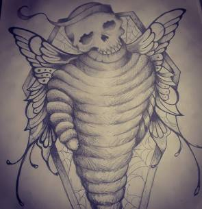 Death Butterfly