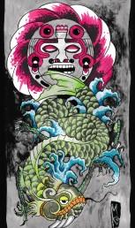 tonatiu y quetzalcoalt