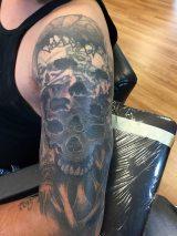 Cover up Skull by Skull 6