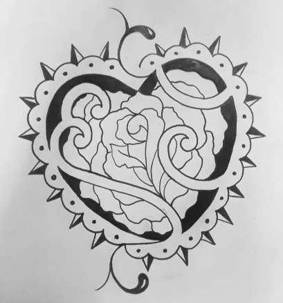rose-spine