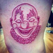clowntattoo