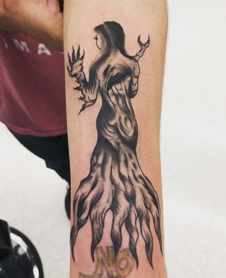 woodwoman