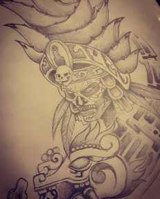 mexica-warrior