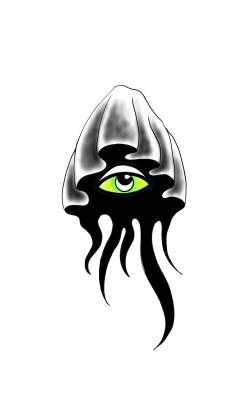one eye ghost